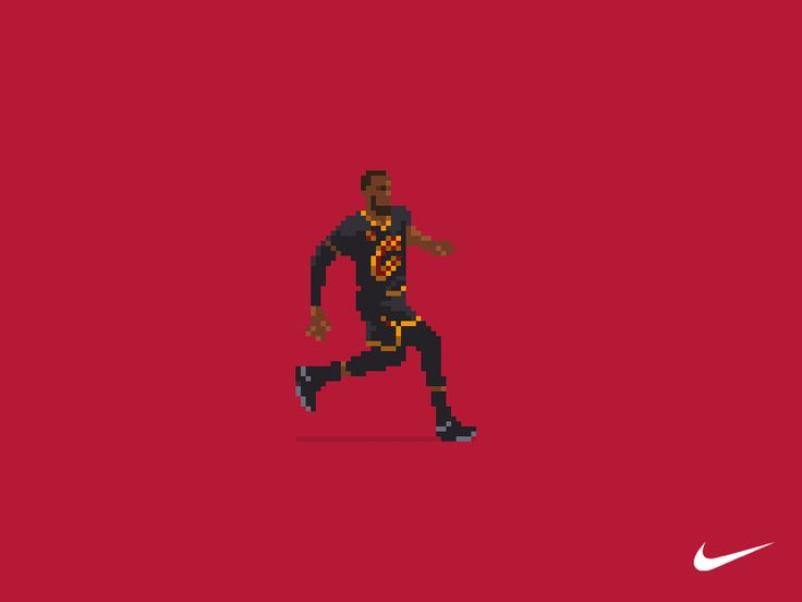 Nike Basketball asked me to do an animation of Lebron's superhuman block at the end of Game 7. It might be the greatest block of all time given the circumstances.
