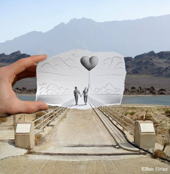 Ben Heine - Pencil vs Camera project #art / Your Lifetime Gallery ::: www.cubbying.com