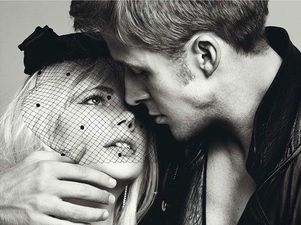 Michelle Williams & Ryan Gosling  (by  Inez van Lamsweerde & Vinoodh - WMagazine)