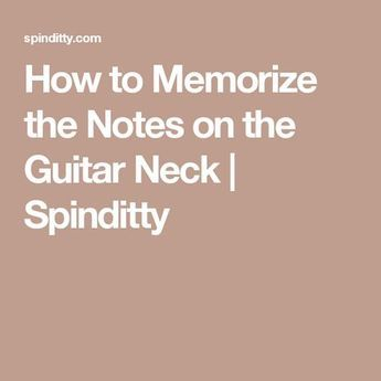 How Notes Work  Guitar Theory Made Useful