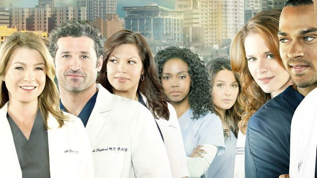 """I got """"100% -- You LOVE Grey's Anatomy, You're Fit To Be Chief!"""" on quiz """"How Well Do You Really Know Grey's Anatomy?""""! -- womendotcom"""