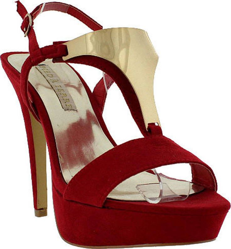 Pied A Terre EETEE in Red