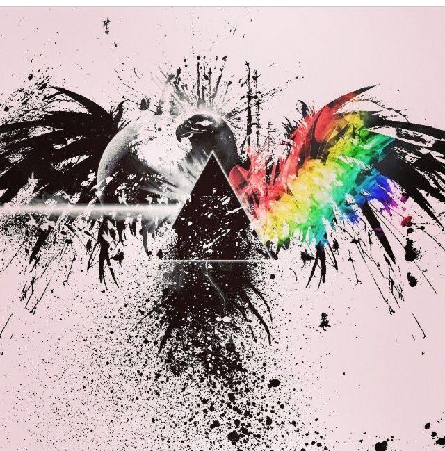 Pink Floyd tattoo? Duhh?