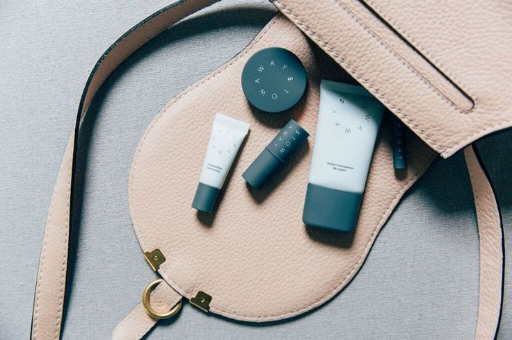 How To Pack Light (While Still Taking Along Every Product You Own)
