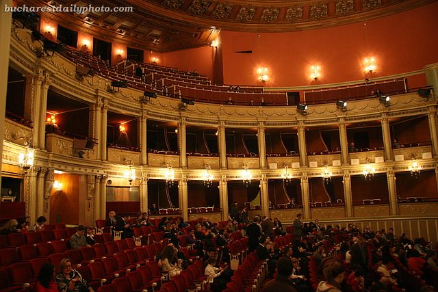 Bucharest Opera house, 7 minutes walking distance from the hotel
