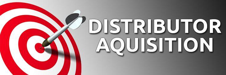 Distributor Acquisition Paradigm Event