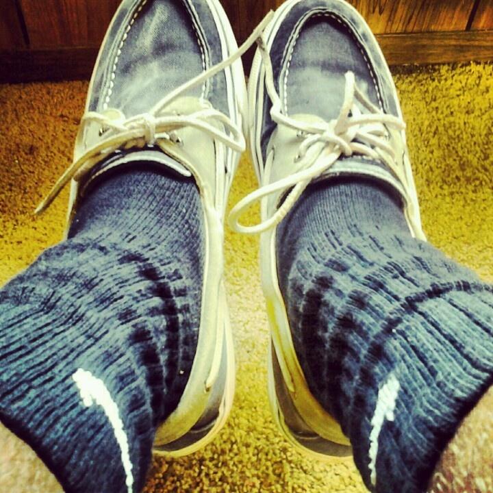 newest 65859 4c068 Nike socks and sperrys !   Best Friend   Nike socks, Sperrys, Shoes