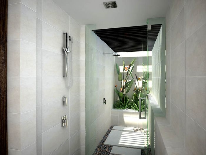 168 Best Indoor Outdoor Spa Sanctuaries Images On Pinterest Outdoor Showers Succulents Garden