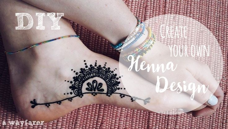 ber ideen zu henna tattoo selber machen auf pinterest henna henna tattoos und henna. Black Bedroom Furniture Sets. Home Design Ideas