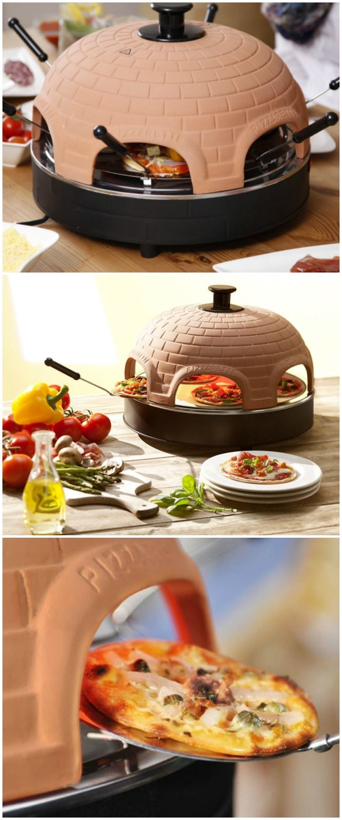 Pizzarette – Europe's Best-Selling Tabletop Mini Pizza Oven. #affiliate