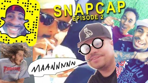 SNAPCHAT w/ Paul Rodriguez, Jereme Rogers, and Spanish Mike: ► Subscribe –… #Skatevideos #jereme #mike #paul #rodriguez