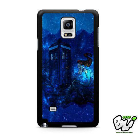Ariel The Little Mermaid Samsung Galaxy Note 4 Case
