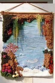 telares manuales tapices - Buscar con Google