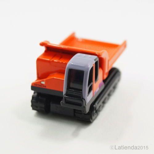#TOMICA #80 Hitachi Construction Machinery Rubber Crawler Carrier #EG110R