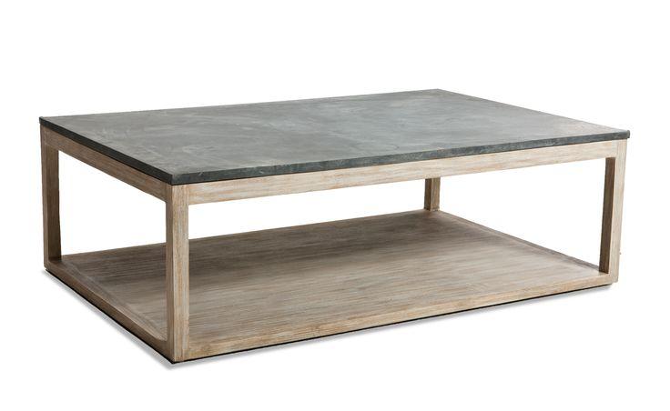coco republic - belgian brickmakers coffee table. | furniture