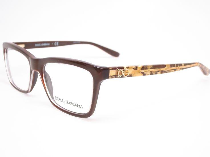 Dolce & Gabbana DG 3220 Product Details Brand Name : Dolce & Gabbana Model Number : DG 3220 - Color Code : 2918 Frame Color : Crystal on Brown Lens Color : Demo Lenses Gender : Womens Size : 52mm-17mm