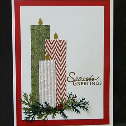 168 Best Cards Christmas Images On Pinterest Christmas Cards