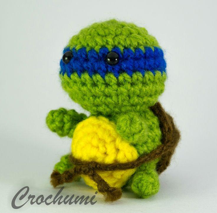 Tortugas Ninja - Leonardo