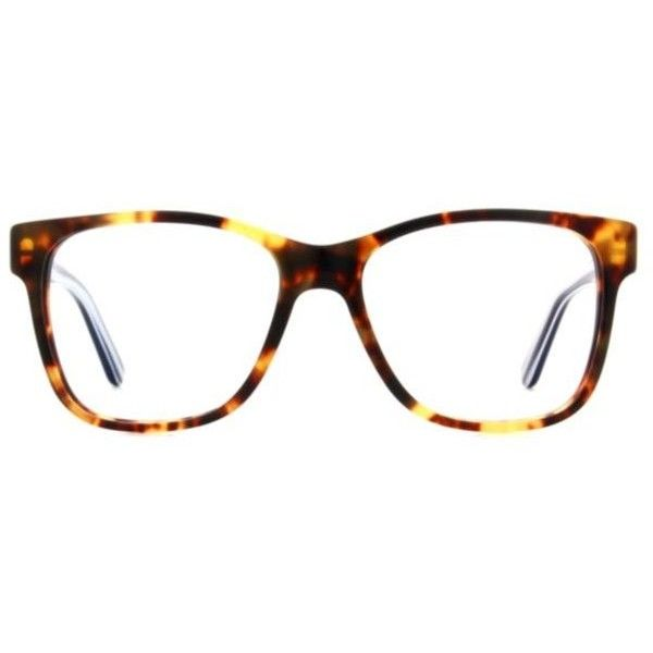 Ralph Lauren RL6120 Women's Eyeglasses ($199) ❤ liked on Polyvore featuring accessories, eyewear, eyeglasses, tortoise, plastic glasses, ralph lauren eye glasses, tortoise shell glasses, tortoise shell eyeglasses y tortoise glasses