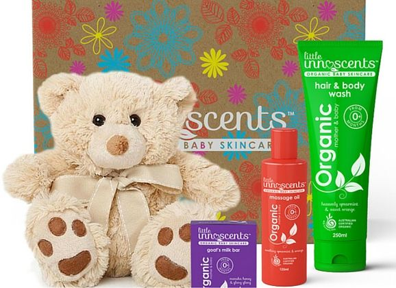 PURE PRODUCTS FOR LITTLE INNOSCENTS – BABY SKINCARE