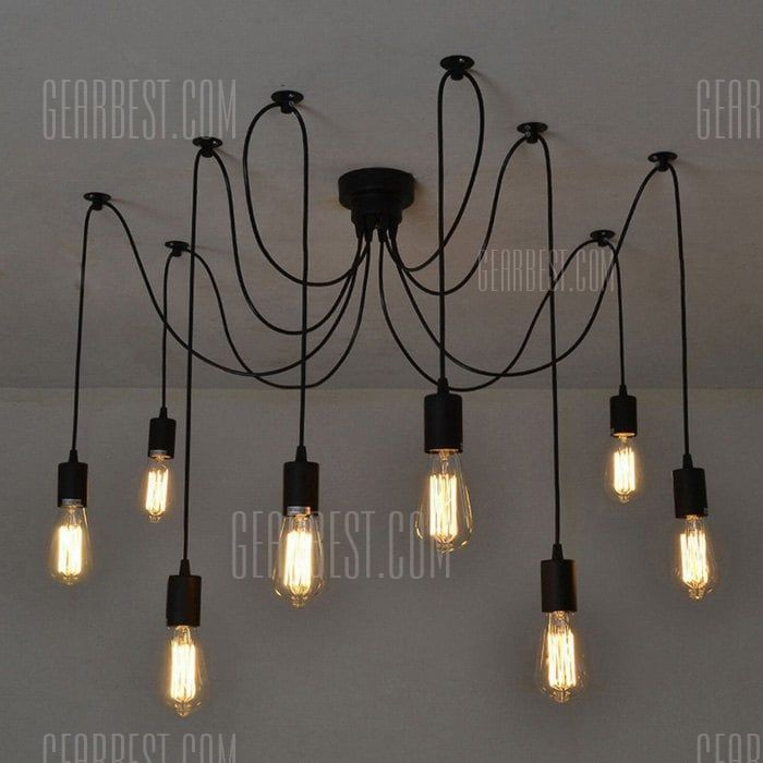 E27 Retro Style Pendant Light Lamp Holder Sale Price Reviews Vintage Pendant Lamp Ceiling Pendant Lights Ceiling Lamp