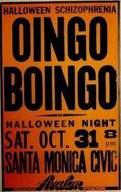 Oingo Boingo - October 31, 1981