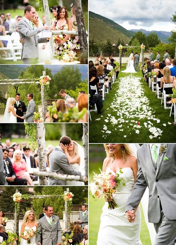 Colorado Mountain Wedding - on COUTUREcolorado
