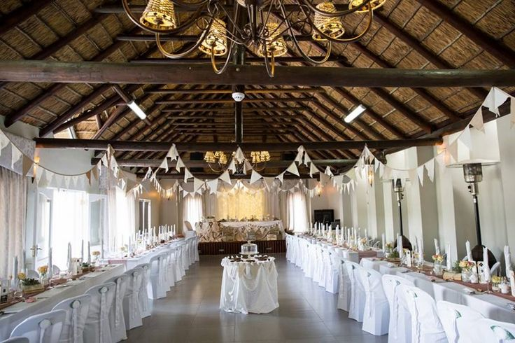 Outeniquabosch Lodge & Venue, nestled high on a cliff top, on the banks of the Brandwacht River, is a luxury, exclusive #WeddingVenue.