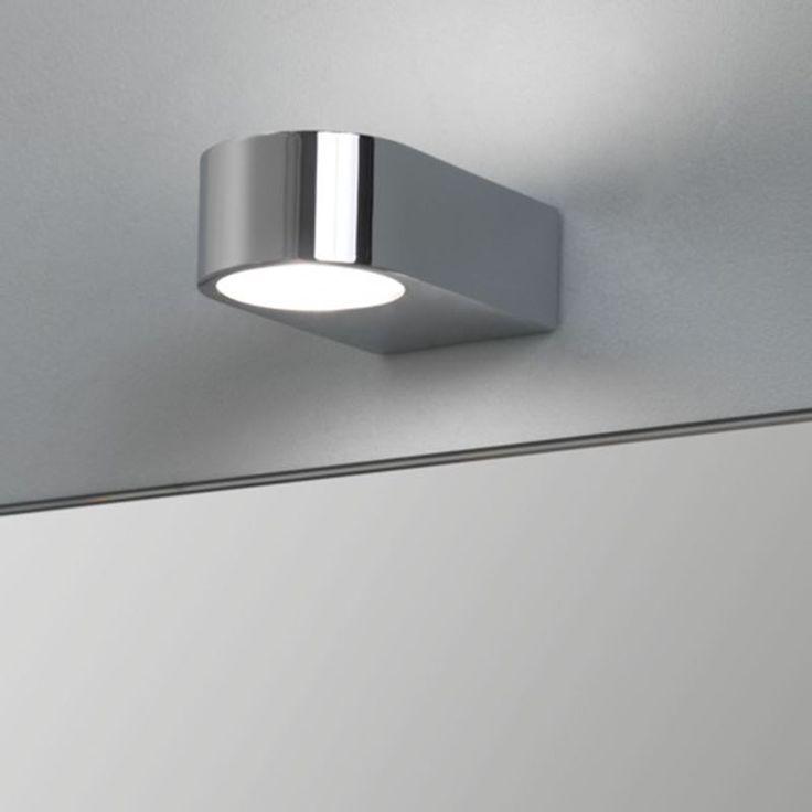 Astro Lighting Compact Chrome Bathroom Wall Light Fixture From  Www.netlighting.co.uk