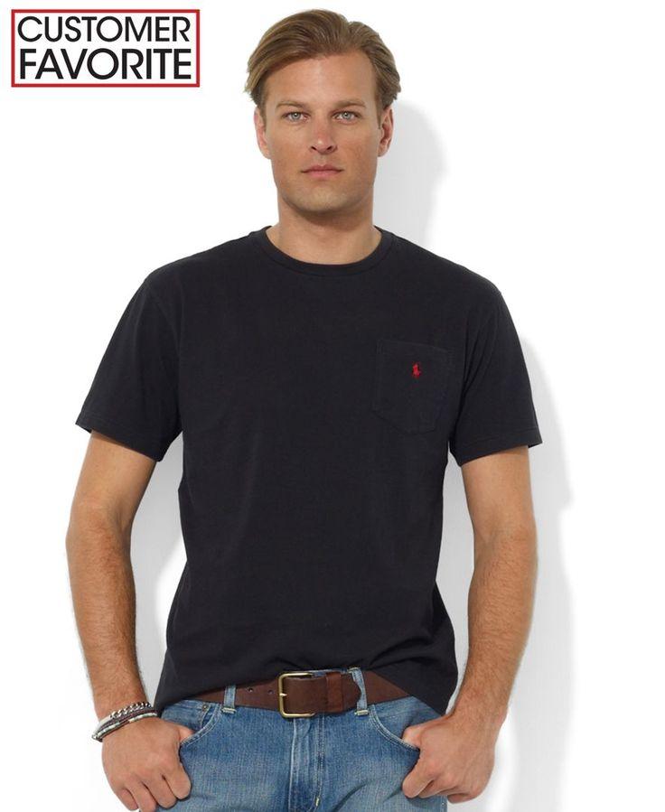 Polo Ralph Lauren T Shirt, Core Classic Fit Polo Tee Shirt