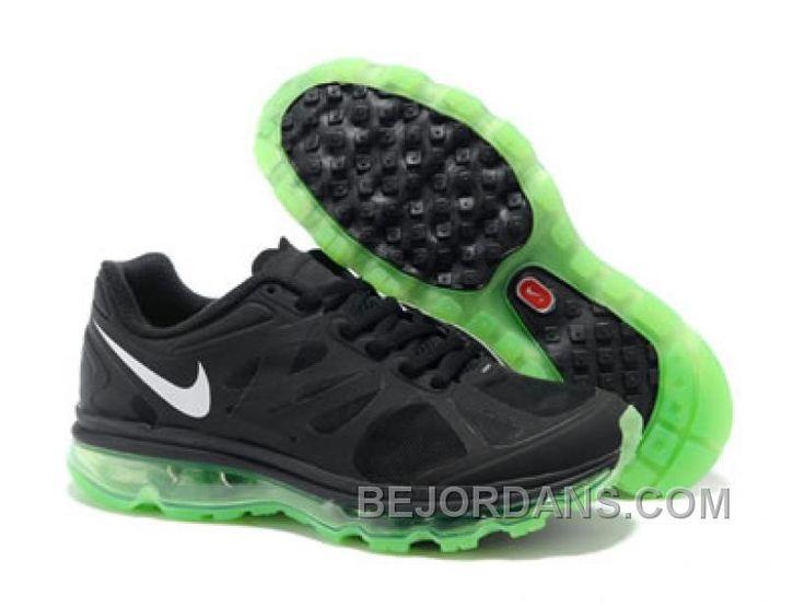 2012 Nike Air Max Green
