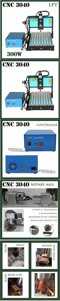 JFT-CNC 3040 ROUTER ~~~~~~~~~~~~~~~~~~~~  A well tailored CNC Router Engraving machine to meet your specific applications help move your business to the next level