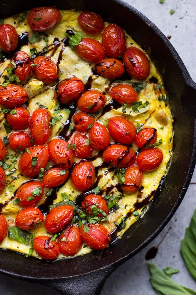 Use Breakfast Turkey Sausage Links to make your next breakfast or brunch even better with this frittata recipe from Little Broken.