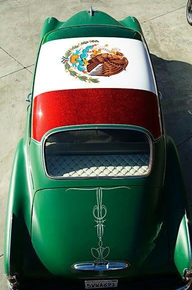 Mexican Car! Viva Mexico!