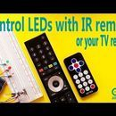 Arduino - Control Your LEDs With TV or IR Remote