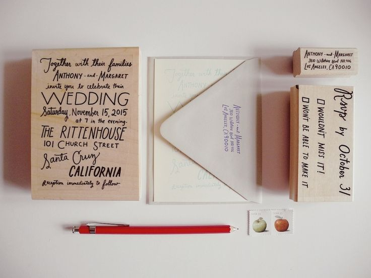 Wedding Invitation Rubber Stamps: 1000+ Ideas About Make Your Own Invitations On Pinterest