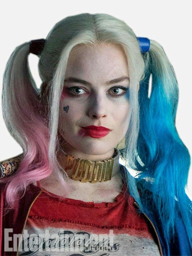 SUICIDE SQUAD - Harley Quinn (Margot Robbie) | Suicide ...