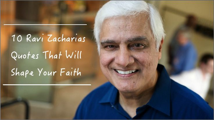 17 Best Images About Ravi Zacharias On Pinterest