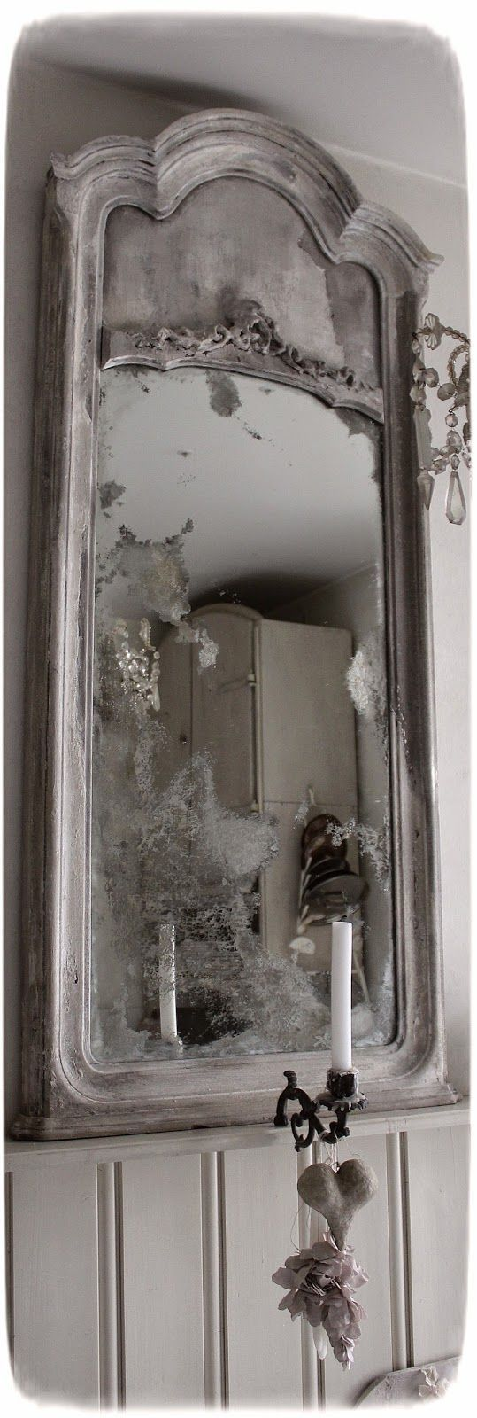 Mirror magic ❥Repinned by www.huttonandhutt...