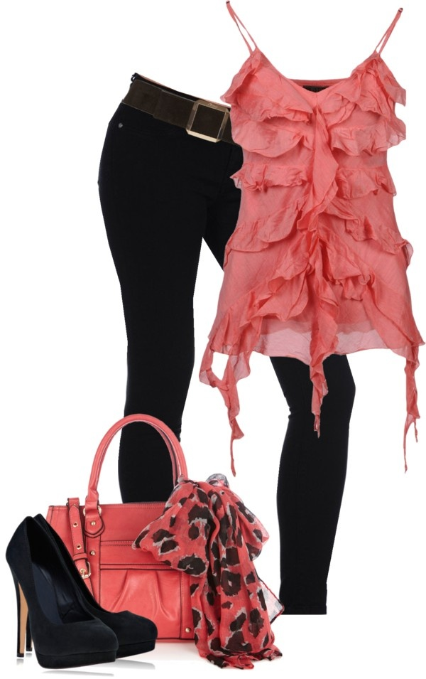 """""""Guess Tank"""" by maggie-jackson-carvalho on Polyvore"""