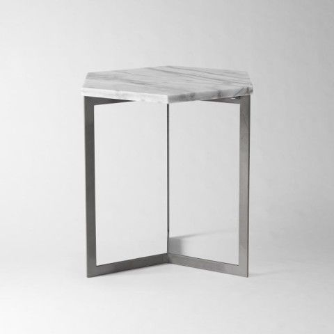 Hex Side Table | Keep.com