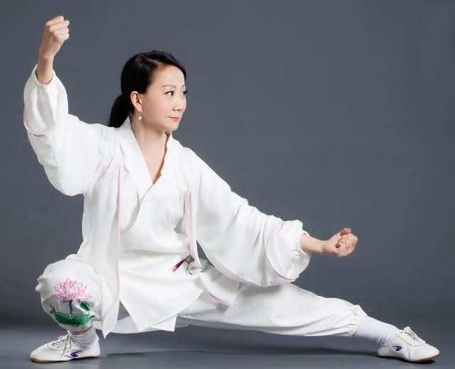 """Interview with Tai Chi blogger Violet Li from """"Violet Li Tai Chi"""""""
