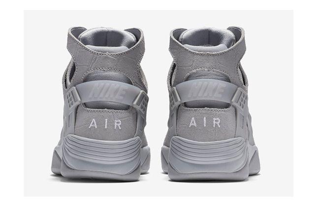NIKE AIR FLIGHT HUARACHE (GREY CROC) - Sneaker Freaker
