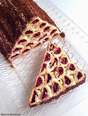 "Кулинарные моменты: ""Монастырская Изба"" или ""Дрова под Снегом"" // """"Logs Under the Snow"" Cake - (recipe in english at the bottom)"