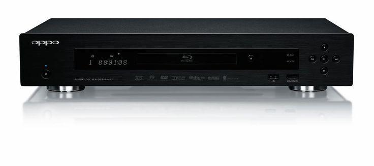 OPPO BDP-103D Darbee Edition 3D Blu-Ray Player 4K  Codefree!  Der Oppo 103D ist der perfekte Bluray-Spieler für anspruchsvolles Heimkino. Er bietet Preisklassenunabhängig die beste Bildqualität die es derzeit für Geld zu kaufen gibt. Dazu gesellt sich ein sehr leises und zuverlässigste Laufwerk damit Sie auch in ruhigen Filmszenen nur den Filmton zu hören bekommen!  http://amzn.to/1Qc0u36  Der Beitrag OPPO BDP-103D Darbee Edition 3D Blu-Ray Player 4K erschien zuerst auf Deal-o-Mat.  OPPO…