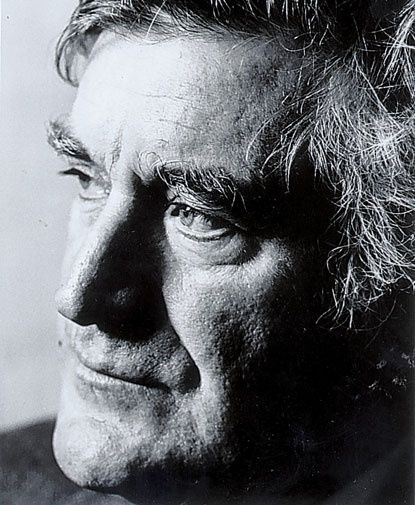 Thoughts on Ted Hughes' poem November