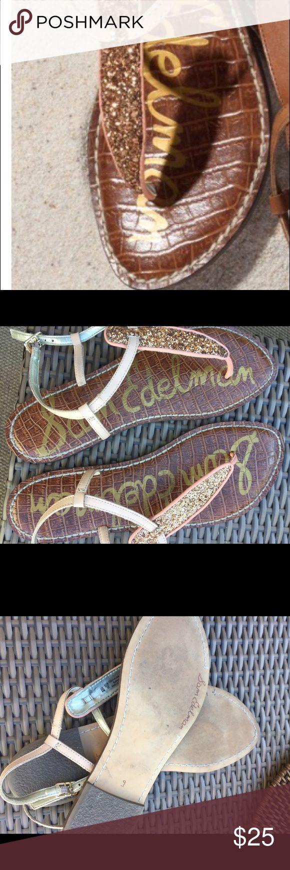 💥Sam Edelman Gigi sandals Sam Edelman Gigi sandals like New Sam Edelman Shoes Sandals