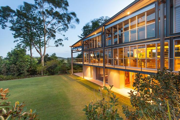 The Glasshouse - luxury & exquisite contemporary style   Byron Bay, NSW   Accommodation