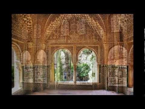 MÚSICA ANDALUSÍ: ¡Ay, de mi Al-Ándalus! - Ibn Jafáya (1058 - 1139)