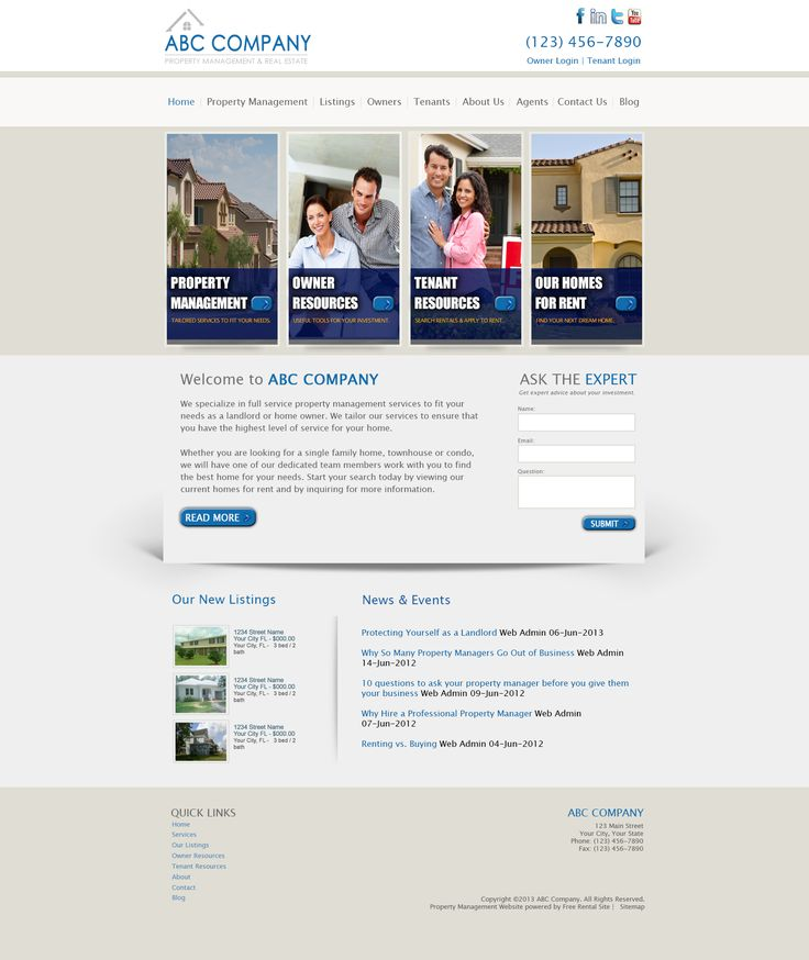 property vacancy management marketing software websites appfolio